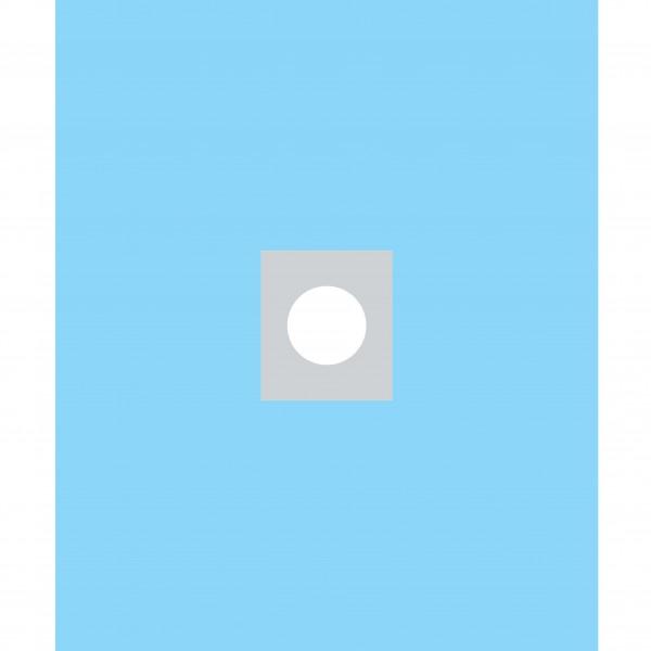 Pernera (IS) 33 x 116cm (ud) plastificada
