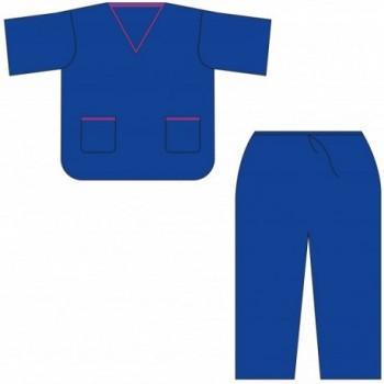 Pijama Quirúrgico SMS XXL