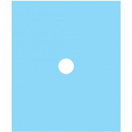 Paño q. fenestrado s/adhesivo (IS) 75cm x 90cm