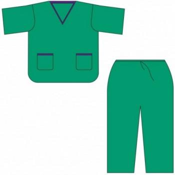 Pijama Quirúrgico Confort S